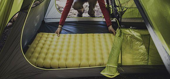 Как ухаживать за туристическими ковриками