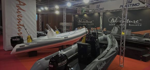 "Adventure - ""Salon Nautique International de Paris"""