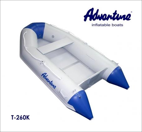 Надувная лодка Adventure Travel II T-260K