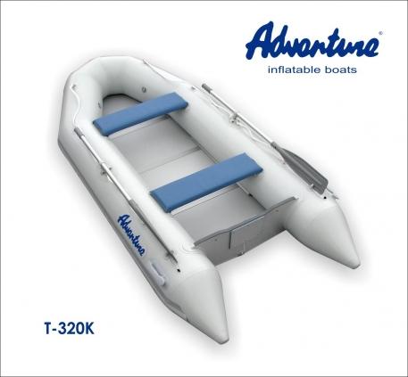 Надувная лодка Adventure Travel II T-320K
