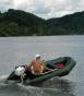 Надувная лодка Adventure Travel II T-320K - фото 15