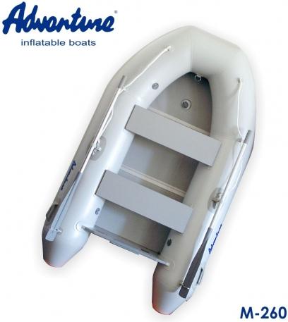 Надувная лодка Adventure Master I M-260