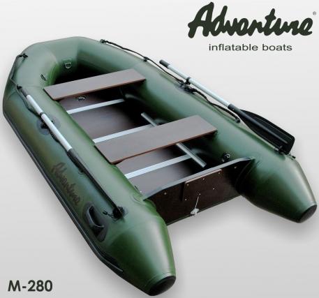Надувная лодка Adventure Master I M-280