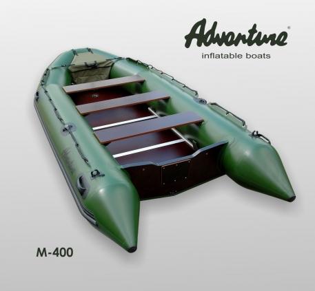 Надувная лодка Adventure Master II M-400