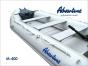 Надувная лодка Adventure Master II M-400 - фото 5