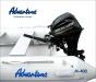 Надувная лодка Adventure Master II M-400 - фото 6