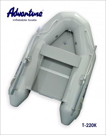 Надувная лодка Adventure Travel II T-220K