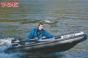 Надувная лодка Adventure Vesta V-345 RIB - фото 12