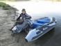 Надувная лодка Adventure Vesta V-345 RIB - фото 13