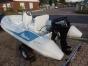 Надувная лодка Adventure Vesta V-380 RIB - фото 15
