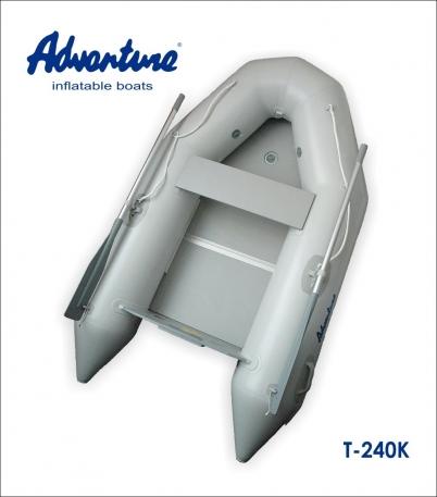 Надувная лодка Adventure Travel II T-240K