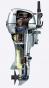 Лодочный мотор Honda BF20SHU - фото 2