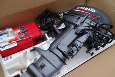 Лодочный подвесной мотор Yamaha 25 BWCS