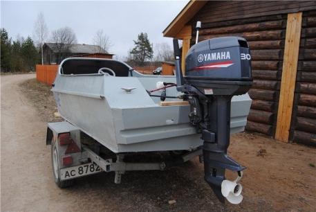Лодочный подвесной мотор Yamaha 30 HWCS
