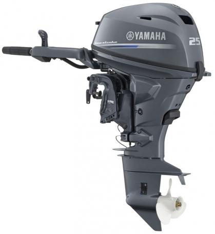Лодочный мотор Yamaha F25GMHL