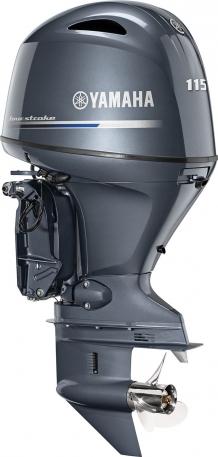 Лодочный мотор Yamaha F115BETL