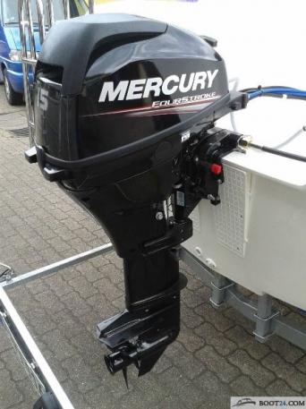 Лодочный мотор Mercury F15E