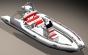 Надувная лодка Adventure Vesta V-650 RIB - фото 2