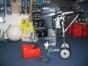 Тележка Yamaha для лодочного мотора - фото 2
