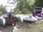 Транцевые колеса для лодки (черные) - фото 4
