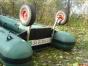 Транцевые колеса для лодки (оцинкованные) - фото 3