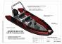 Надувная лодка Adventure Vesta V-550 RIB - фото 13