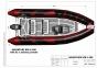 Надувная лодка Adventure Vesta V-550 RIB - фото 14