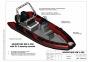 Надувная лодка Adventure Vesta V-550 RIB - фото 15