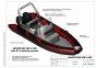 Надувная лодка Adventure Vesta V-550 RIB - фото 17