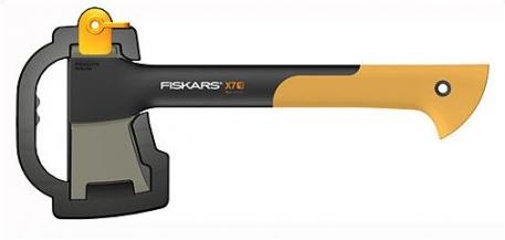 Универсальный туристический топор Fiskars X7