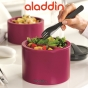 Ланчбокс Aladdin Bento 0.6L синий - фото 4