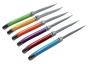 Набор из 6 кухонных ножей Baladeo Laguiole Steak Knives Flower - фото 2