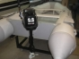Лодочный мотор Parsun T9.8 BMS - фото 2