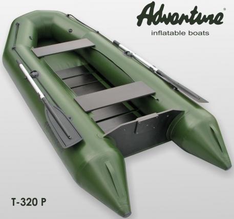 Надувная лодка Adventure T-320PN