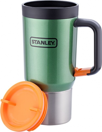 Термокружка Stanley Adventure 0.47L с клипсой