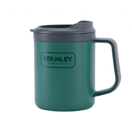 Термокружка Stanley Adventure eCycle 0.35L зеленая