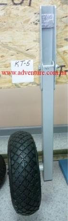 Транцевые колеса для лодки КТ-5