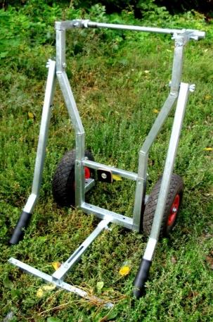 Тележка V-1 для лодочного мотора