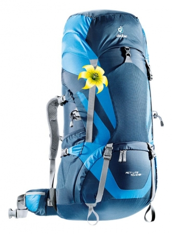 Рюкзак Deuter ACT Lite 70 + 10 SL