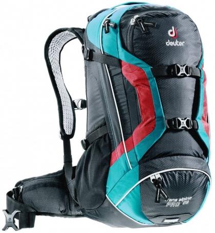 Велорюкзак Deuter Trans Alpine Pro 28