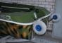 Транцевые колеса для лодки КТ-1н нержавеющая сталь - фото 9