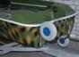 Транцевые колеса для лодки КТ-1н нержавеющая сталь - фото 10