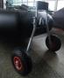Транцевые колеса для лодки КТ-8 - фото 1