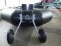 Транцевые колеса для лодки КТ-8 - фото 2