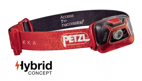 Налобний ліхтар Petzl TIKKA Hybrid