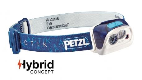 Налобный фонарь Petzl ACTIK Hybrid
