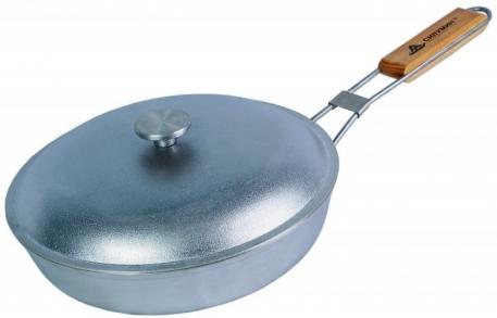 Сковородка туристическая Сілумін 260