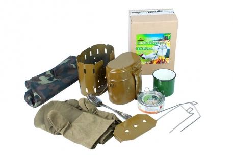 Комплект посуды армейский Десант