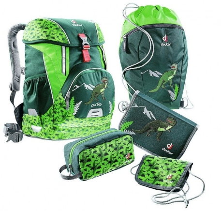 Школьный набор Deuter OneTwo Set - Sneaker Bag