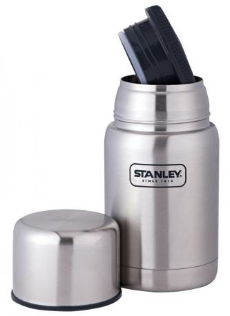 Термос для пищи Stanley Adventure 0.7L Стальной